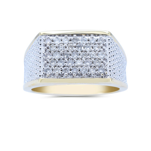 GR288Y | Mens Rings Yellow | Payroll Jewelry