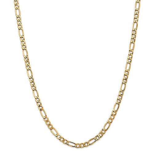 5.75mm Rope Chain   14K Yellow Gold   18 Inch