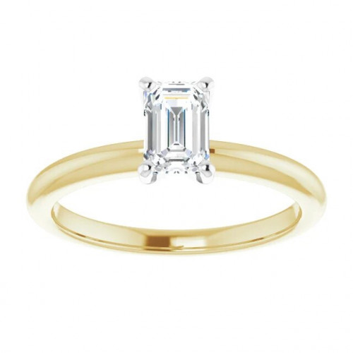 EM450Y   Solitaire Engagement Ring   Payroll Jewelry