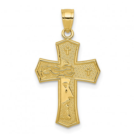 10C1312 | Gold Pendant | Payroll Jewelry