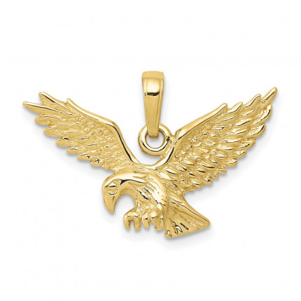 10C2440 | Gold Pendant | Payroll Jewelry