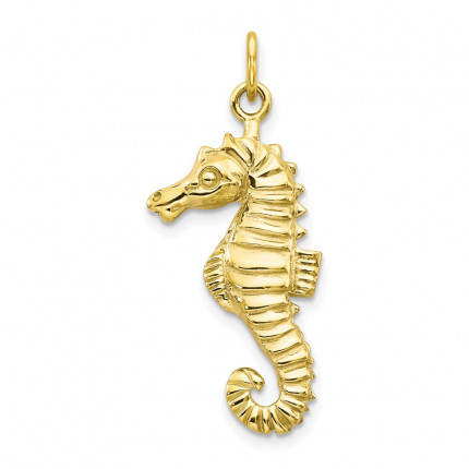 10C534 | Gold Pendant | Payroll Jewelry