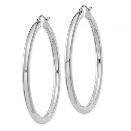 10T853 | Gold Hoop Earrings | Payroll Jewelry-