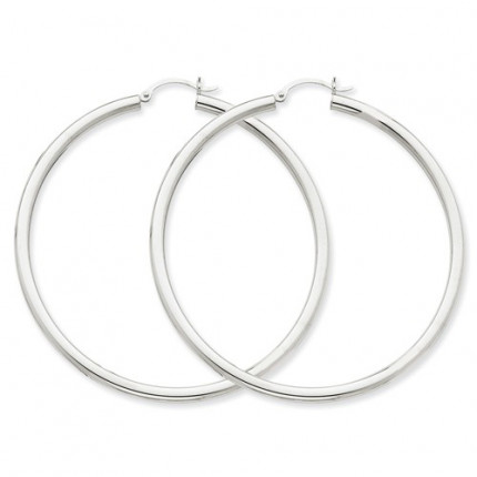 10T856 | Gold Hoop Earrings | Payroll Jewelry