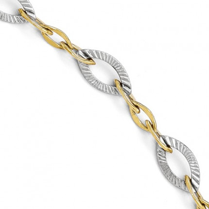 10LF512-7.5 | Gold Bracelet | Payroll Jewelry