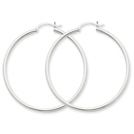 10T832 | Gold Hoop Earrings | Payroll Jewelry