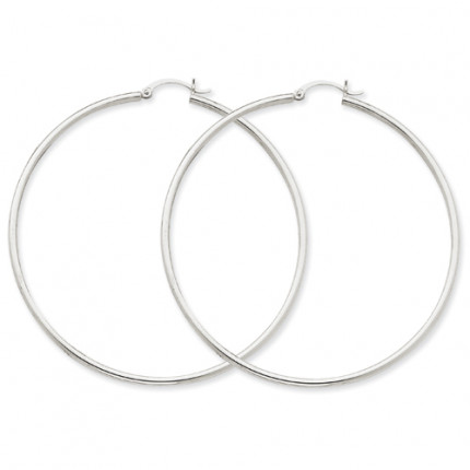 10T836 | Gold Hoop Earrings | Payroll Jewelry