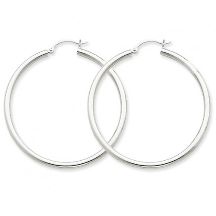 10T845 | Gold Hoop Earrings | Payroll Jewelry