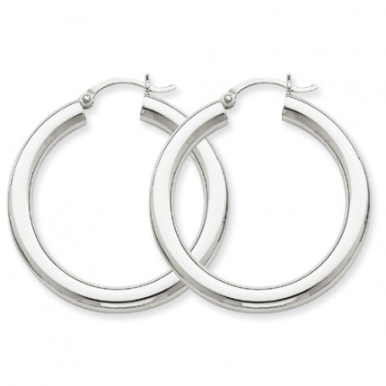 10T859 | Gold Hoop Earrings | Payroll Jewelry