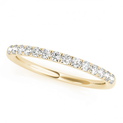 WB50576Y | Yellow Gold Band. | Payroll Jewelry