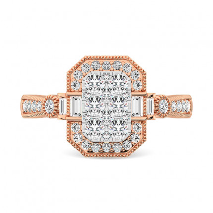 WSF61777PW | Halo Rings | Payroll Jewelry