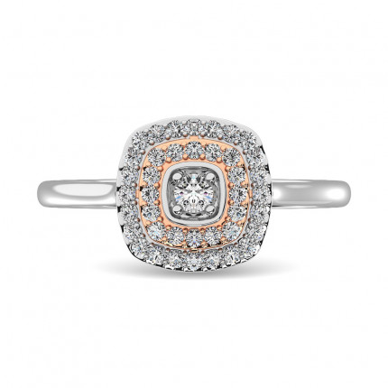 WLR61822WP | Halo Rings | Payroll Jewelry