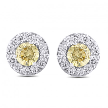 E59-34 | Cluster Earrings | Payroll Jewelry