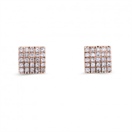 ER15172P | Cluster Earrings | Payroll Jewelry