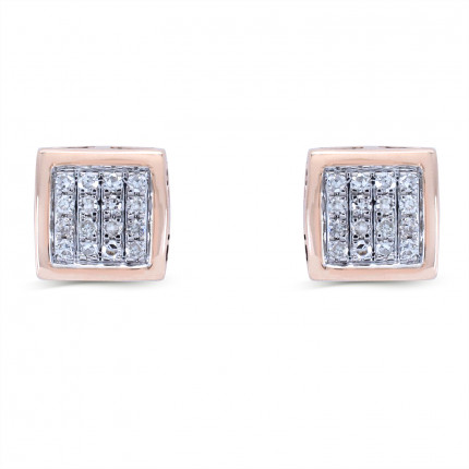 ER15188P | Cluster Earrings | Payroll Jewelry