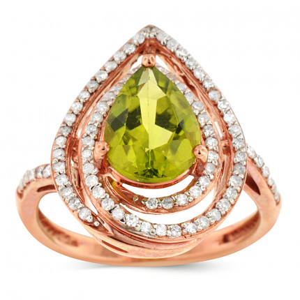 LCR75134PP | Gemstone Ladies Ring | Payroll Jewelry