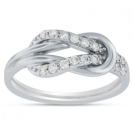 LR84346W | White Gold Ladies Ring. | Payroll Jewelry