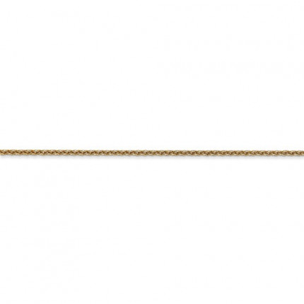 PEN54-9 | Cable Mens Gold Bracelet | Payroll Jewelry