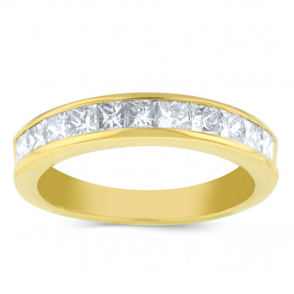 WB11288Y | Yellow Gold Band | Payroll Jewelry