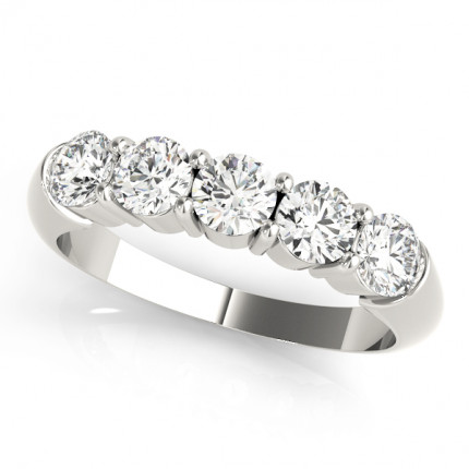 WB81831-1.50CT | White Gold Ladies Band. | Payroll Jewelry