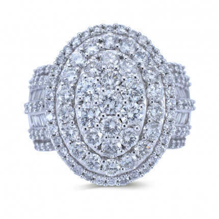 WLR198984W | Halo Rings | Payroll Jewelry