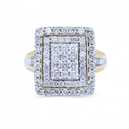 WLR48952Y | Halo Rings | Payroll Jewelry