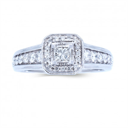 WS422PRW | Halo Rings | Payroll Jewelry