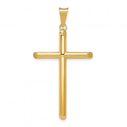 K6183 | Gold Cross Pendant | Payroll Jewelry