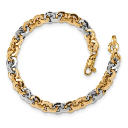 LF950-7.5 | Gold Bracelet | Payroll Jewelry