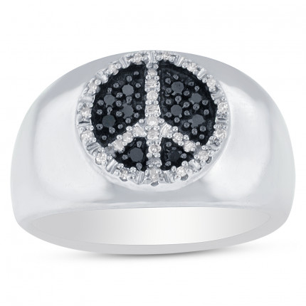 SLR-PEACE | Silver | Payroll Jewelry