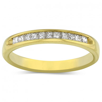WB9165PRY   Yellow Gold Band   Payroll Jewelry