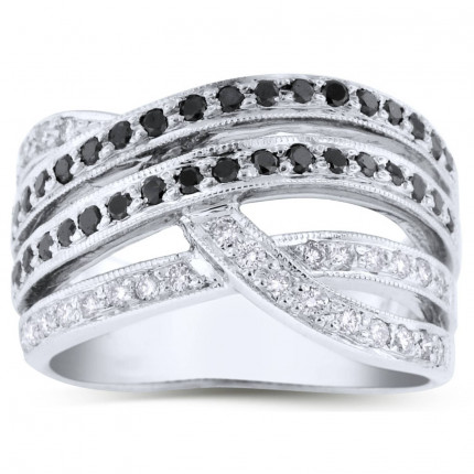 WLB65311W   White Gold Ladies Ring   Payroll Jewelry