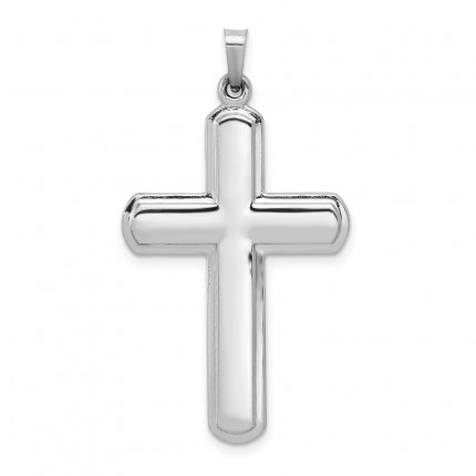 XR1563 | Gold Latin Cross Pendant | Payroll Jewelry