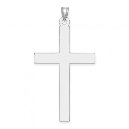XWR16 | Gold Cross Pendant | Payroll Jewelry